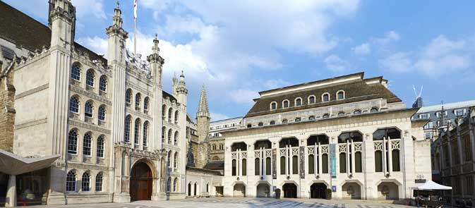 Guildhall Great Hall and Guildhall Art Gallery
